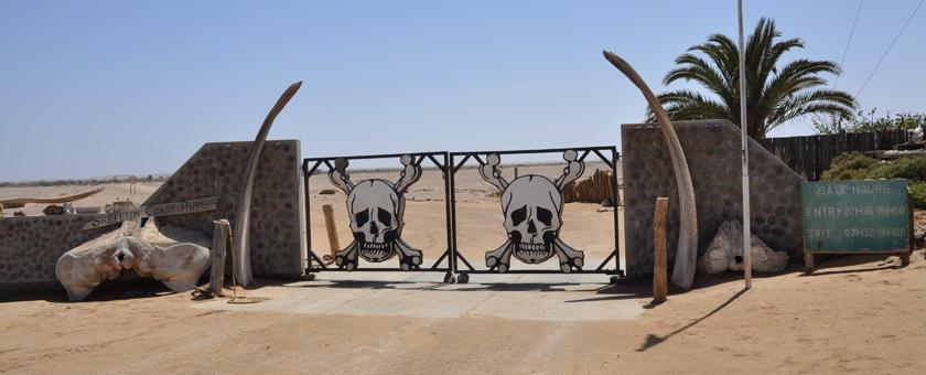 Atractii Skeleton Coast Namibia - vezi vacantele