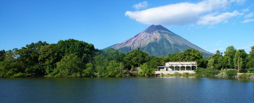 Insula Ometepe, Nicaragua Poza realizata de Sorin Stoica, noiembrie 2011