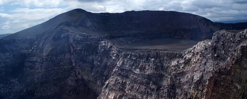 Atractii Vulcanul Masaya Nicaragua - vezi vacantele