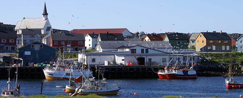 Atractii Berlevag Norvegia - vezi vacantele