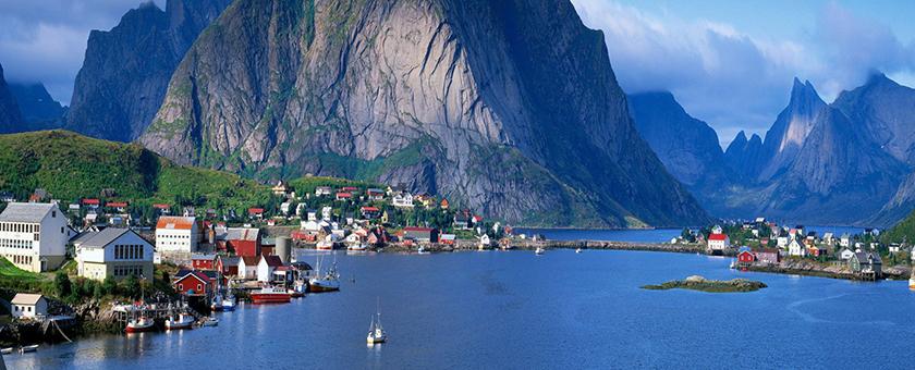 Atractii Fiordul Oslo Norvegia - vezi vacantele