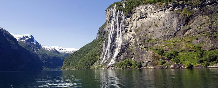 Atractii Geiranger Norvegia - vezi vacantele