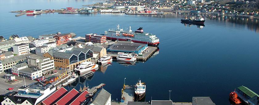 Atractii Hammerfest Norvegia - vezi vacantele