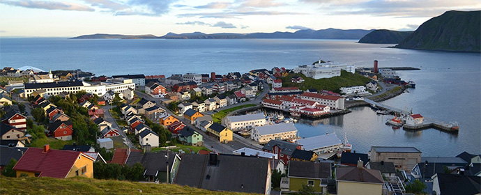 Atractii Honningsvag Norvegia - vezi vacantele