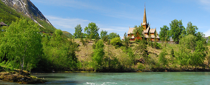 Atractii Lom Norvegia - vezi vacantele
