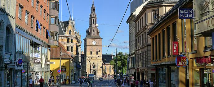 Atractii Oslo Norvegia - vezi vacantele