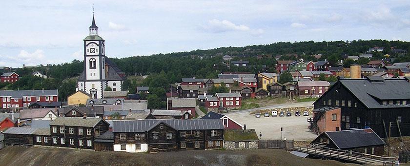 Atractii Roros Norvegia - vezi vacantele