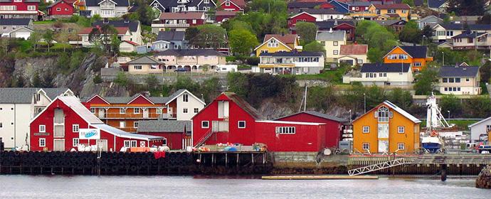 Atractii Rorvik Norvegia - vezi vacantele