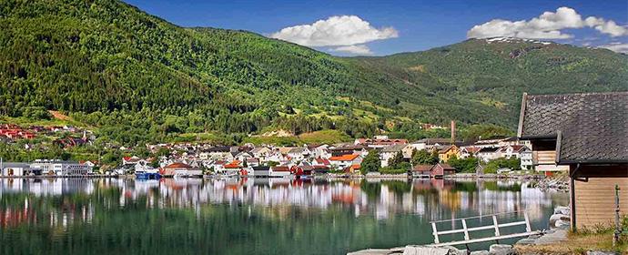 Atractii Sogndal Norvegia - vezi vacantele