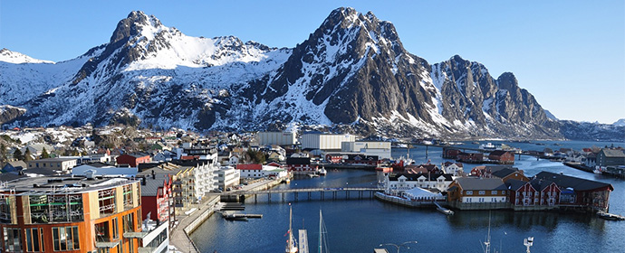 Atractii Svolvaer Norvegia - vezi vacantele