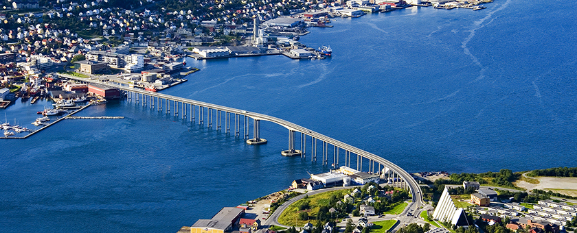 Atractii Tromso Norvegia - vezi vacantele