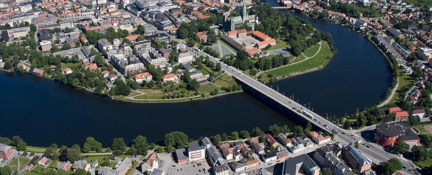 Atractii Trondheim Norvegia - vezi vacantele