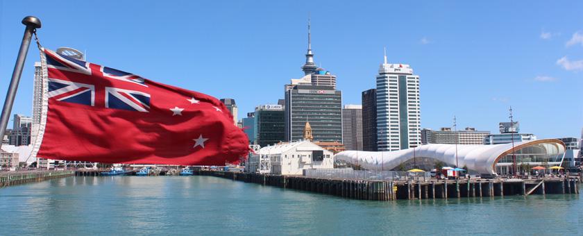 Auckland, Noua Zeelanda Poza realizata de Alexandra Parvu, octombrie 2015