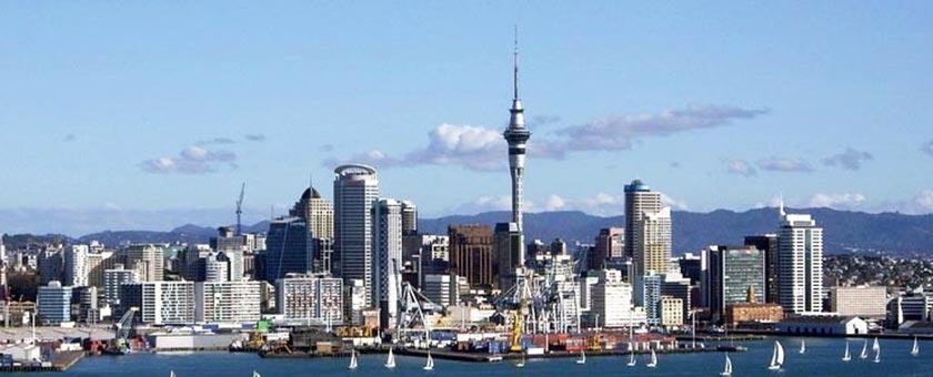 Atractii Auckland Noua Zeelanda - vezi vacantele