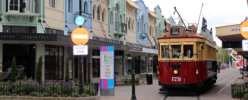 Atractii Christchurch Noua Zeelanda - vezi vacantele