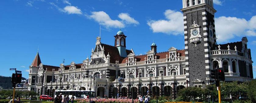 Atractii Dunedin Noua Zeelanda - vezi vacantele