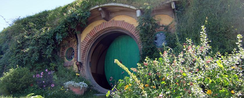 Atractii Hobbiton Movie Set Noua Zeelanda - vezi vacantele