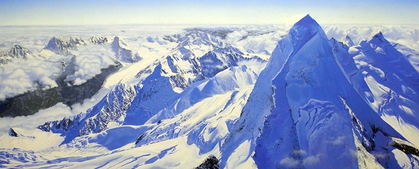 Atractii Mt. Aspiring Noua Zeelanda - vezi vacantele