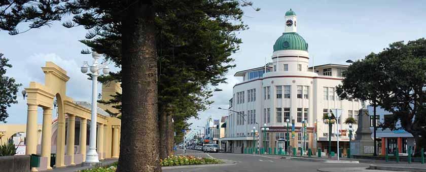 Atractii Napier Noua Zeelanda - vezi vacantele