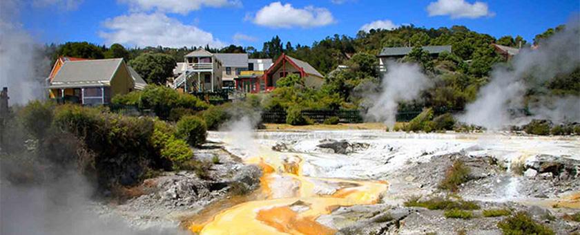 Atractii Rotorua Noua Zeelanda - vezi vacantele