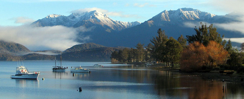 Atractii Te Anau Noua Zeelanda - vezi vacantele