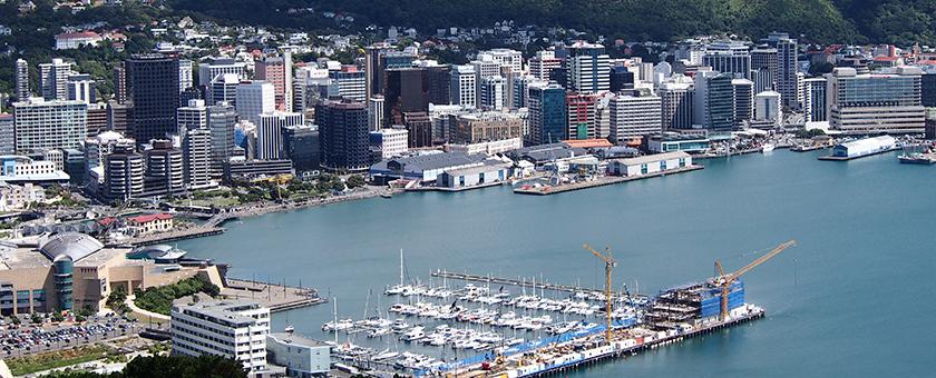 Atractii Wellington Noua Zeelanda - vezi vacantele