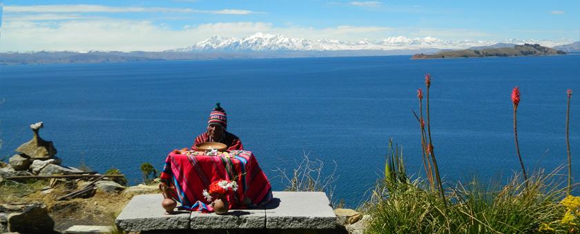 Lacul Titicaca, Peru Poza realizata de Simona Hurjui, august 2013
