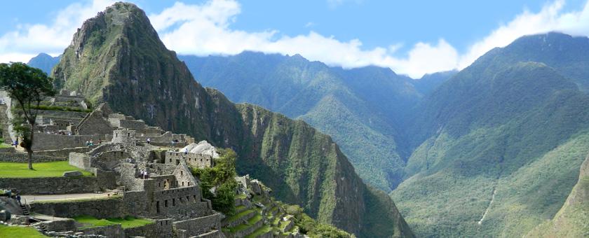 Machu Picchu, Peru Poza realizata de Cristina Gradinariu, noiembrie 2014
