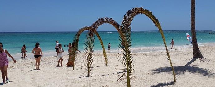 Punta Cana, Republica Dominicana Poza realizata de Alexandra, Mai 2015