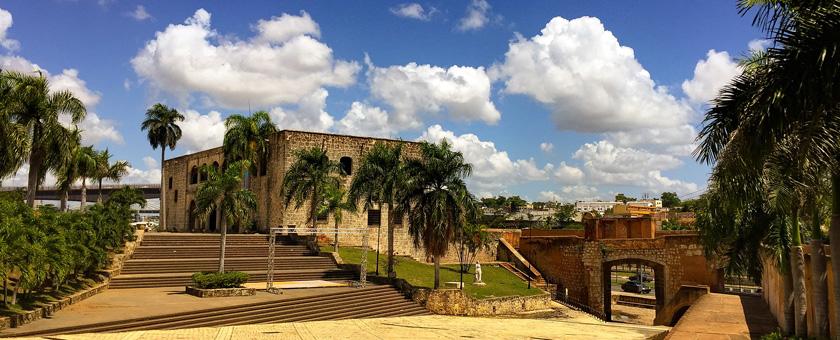 Alcazar de Colon, Santo Domingo, Republica Dominicana Poza realizata de Andreea Dragan, martie 2015