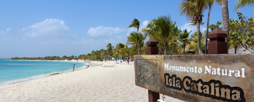 Insula Catalina, Republica Dominicana Poza realizata de Alexandra Parvu, mai 2015