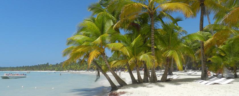 Insula Saona, Republica Dominicana Poza realizata de Anca Brodoceanu, septembrie 2012
