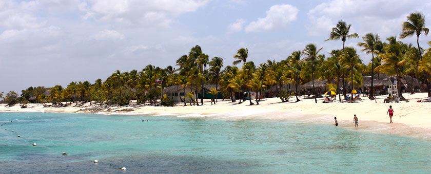 Atractii Insula Catalina Republica Dominicana - vezi vacantele