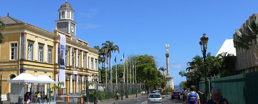 Atractii Saint Denis Reunion - vezi vacantele
