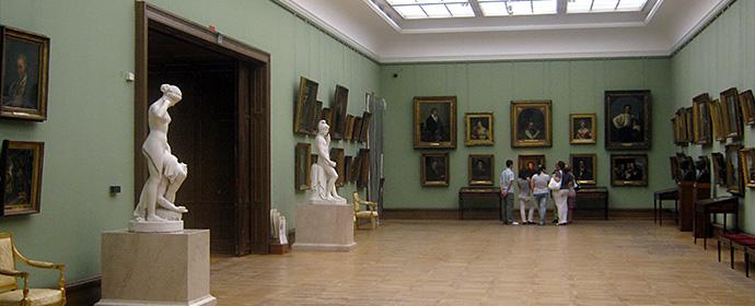 Atractii Galeriile Tretiakov Rusia - vezi vacantele