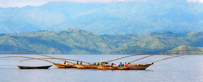 Atractii Lacul Kivu Rwanda - vezi vacantele