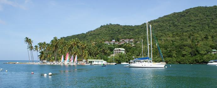 Saint Lucia Touch