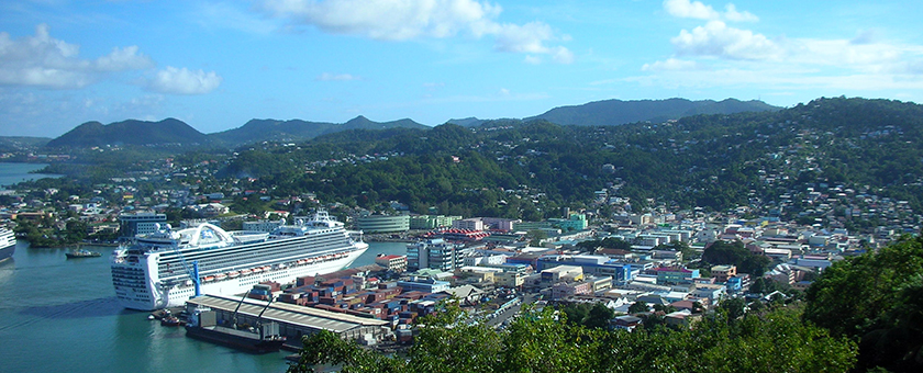 Atractii Castries Saint Lucia - vezi vacantele