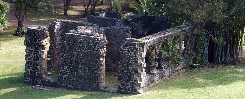 Atractii Parcul National Insula Pigeon Saint Lucia - vezi vacantele