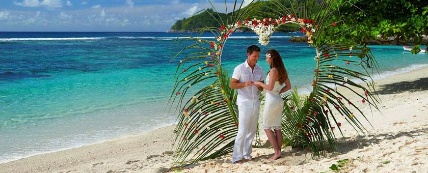 Nunta in Seychelles