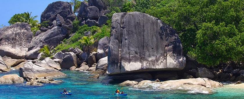 Luxury Seychelles Six Senses Zil Pasyon