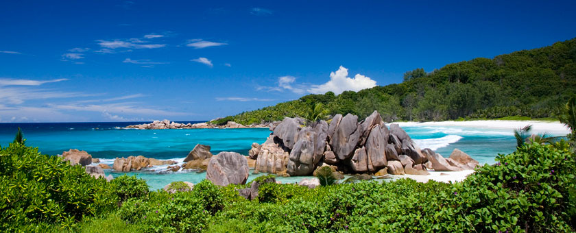 Island Hopping in Seychelles