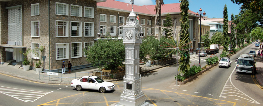 Atractii Victoria Seychelles - vezi vacantele