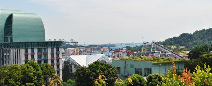 Sentosa, Singapore Poza realizata de Alexandra, Octombrie 2013