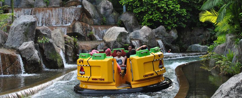 Atractii Insula Sentosa Singapore - vezi vacantele