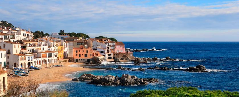 Atractii Costa Brava Spania - vezi vacantele