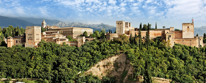 Atractii Granada Spania - vezi vacantele