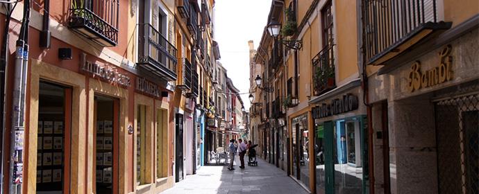 Atractii León Spania - vezi vacantele