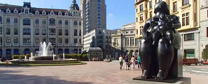 Atractii Oviedo Spania - vezi vacantele