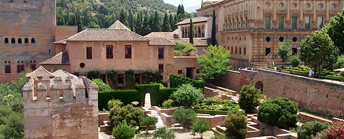 Atractii Palatul Alhambra Spania - vezi vacantele